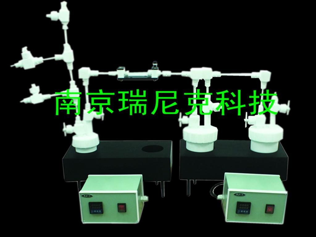 六氟化钨连续反应装置