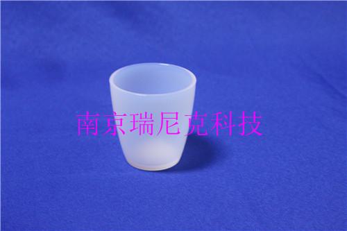 特氟龙透明100ml坩埚、耐高温坩埚